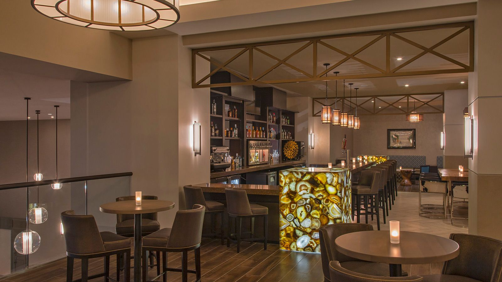 Georgetown TX Restaurants - Jack's Lounge - Sheraton Austin Georgetown Hotel & Conference Center