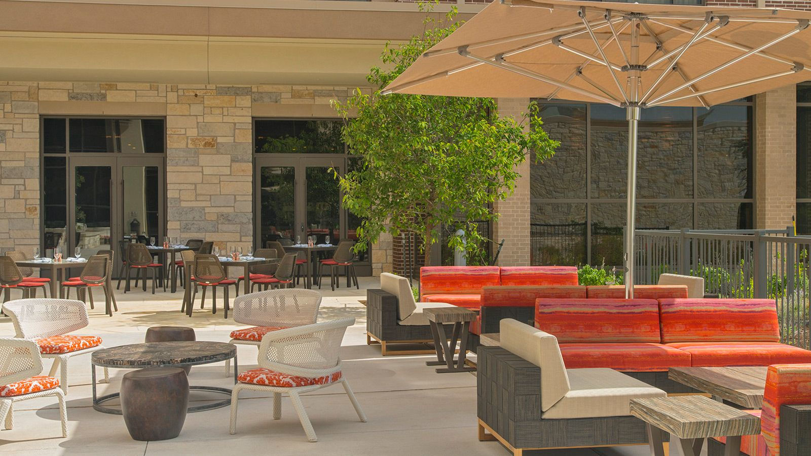 Georgetown TX Restaurants - Pool - Sheraton Austin Georgetown Hotel & Conference Center