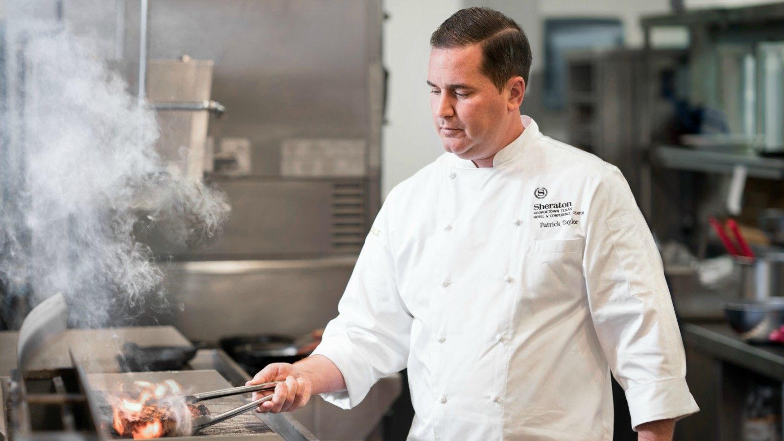 Chef Patrick Taylor - Sheraton Austin Georgetown Hotel & Conference Center
